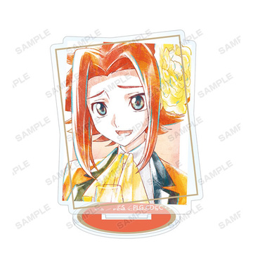 main photo of Code Geass Re;surrection Trading Ani-Art Acrylic Stand vol.3: Kallen