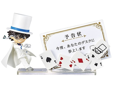 main photo of Detective Conan Desktop Partner FILE.2: Kid The Phantom Thief Card Stand