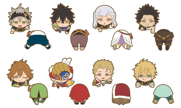 Black Clover Nokkari Rubber Clip Julius Novachrono My Anime Shelf For tumblr app users, click the image for better resolution. black clover nokkari rubber clip