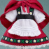 Nendoroid Doll Outfit Set Little Red Riding Hood