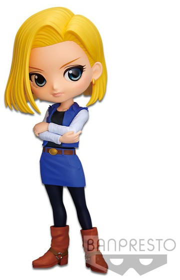 main photo of Q Posket Android 18