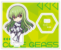 photo of Code Geass Lelouch of the Rebellion Acrylic Stand: C.C. Deformed ver.