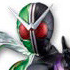 photo of  Dual Solid Heroes DXF Figure Vol.11 Kamen Rider Double Cyclone Joker