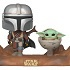 photo of  POP! Star Wars #390 ~Television Moments~ The Mandalorian with the Child