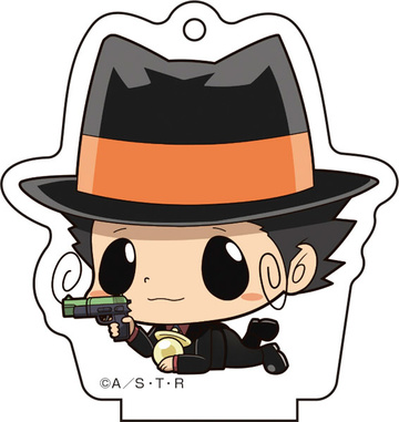 main photo of Katekyo Hitman REBORN! Gororin Acrylic Keychain: Reborn