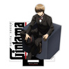 photo of Gintama Acrylic Stand: Okita Sougo Noir Ver.
