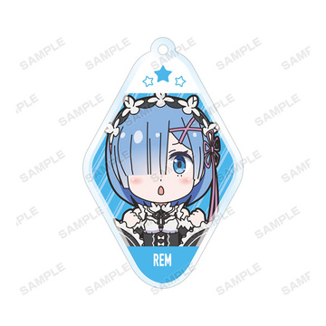 main photo of Isekai Quartet 2 Trading Acrylic Keychain ver.B: Rem