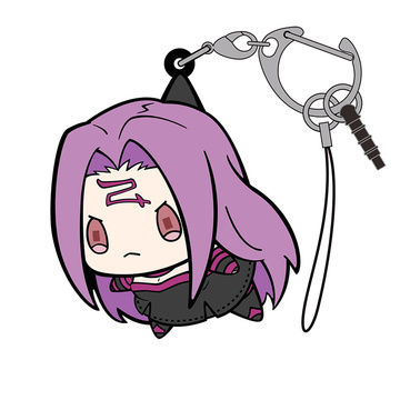 main photo of Fate/stay night [Heaven's Feel] Tsumamare Keychain: Medusa