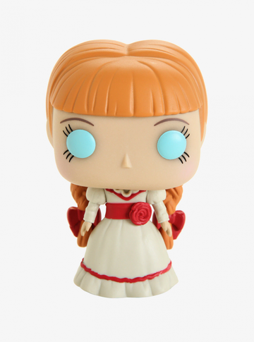 main photo of POP! Movies #469 Annabelle Hot Topic Exclusive