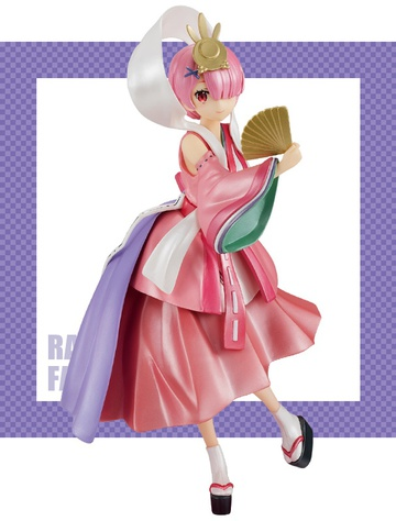 main photo of SSS Figure Fairy Tales Series Ram Kaguyahime Pearl Ver.