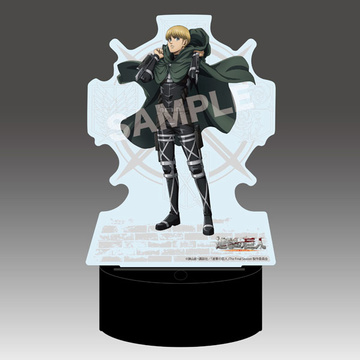 main photo of Attack on Titan LED Big Acrylic Stand: Armin